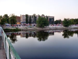 Палласовка
