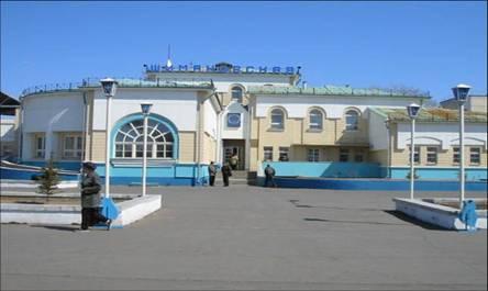 Шимановск Металлолом