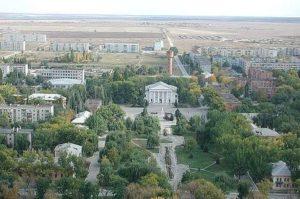 город каменск шахтинский фото города