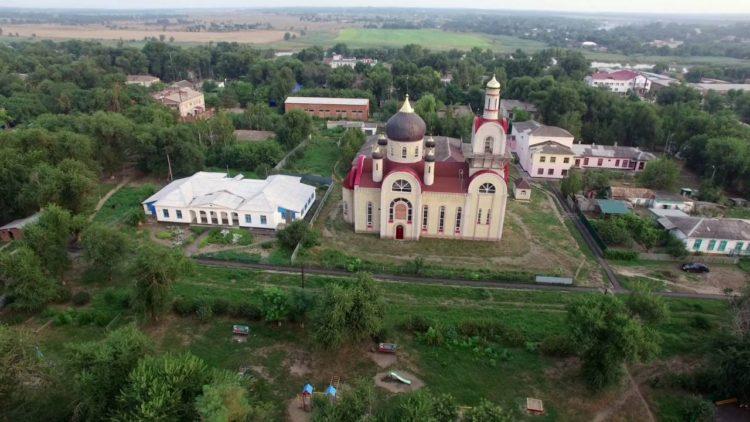 Городовиковск