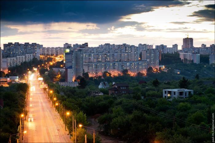 Алексеевка