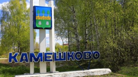 Куда сдать макулатуру в Камешково?