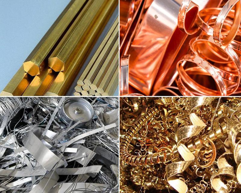 Виды и категории металлолома